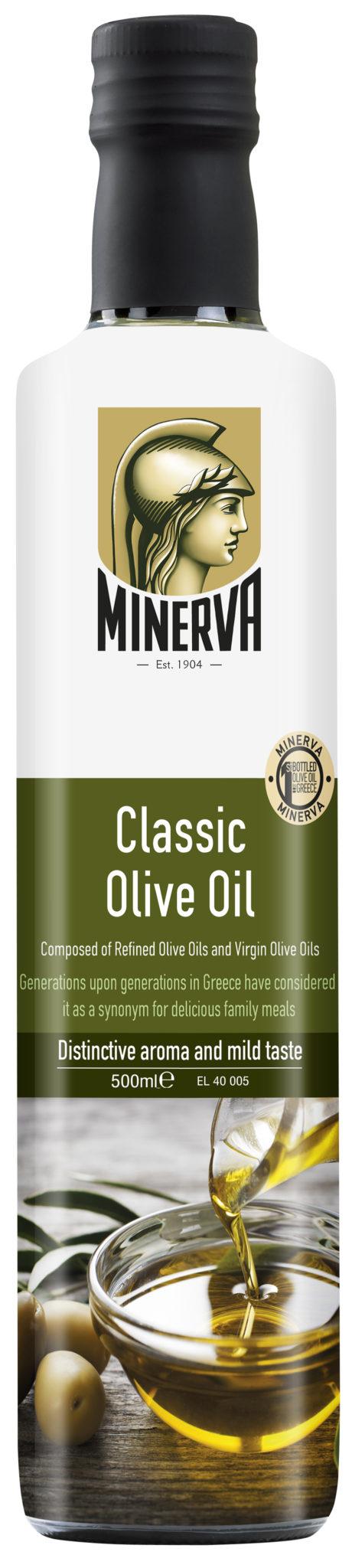 Minerva Classic Olive Oil