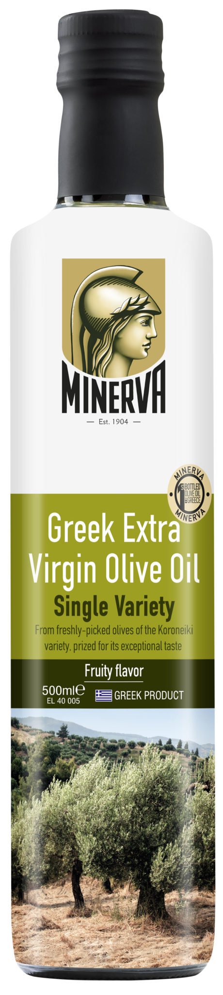 Minerva Greek Extra Virgin Olive Oil