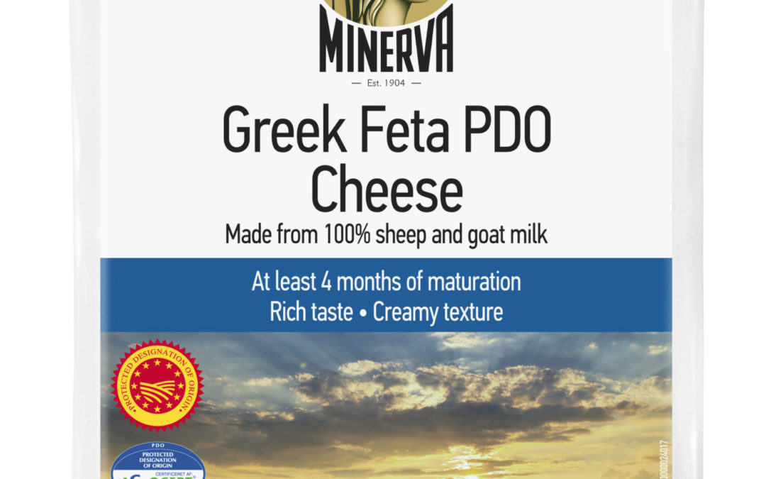 Minerva Feta P.D.O. Cheese