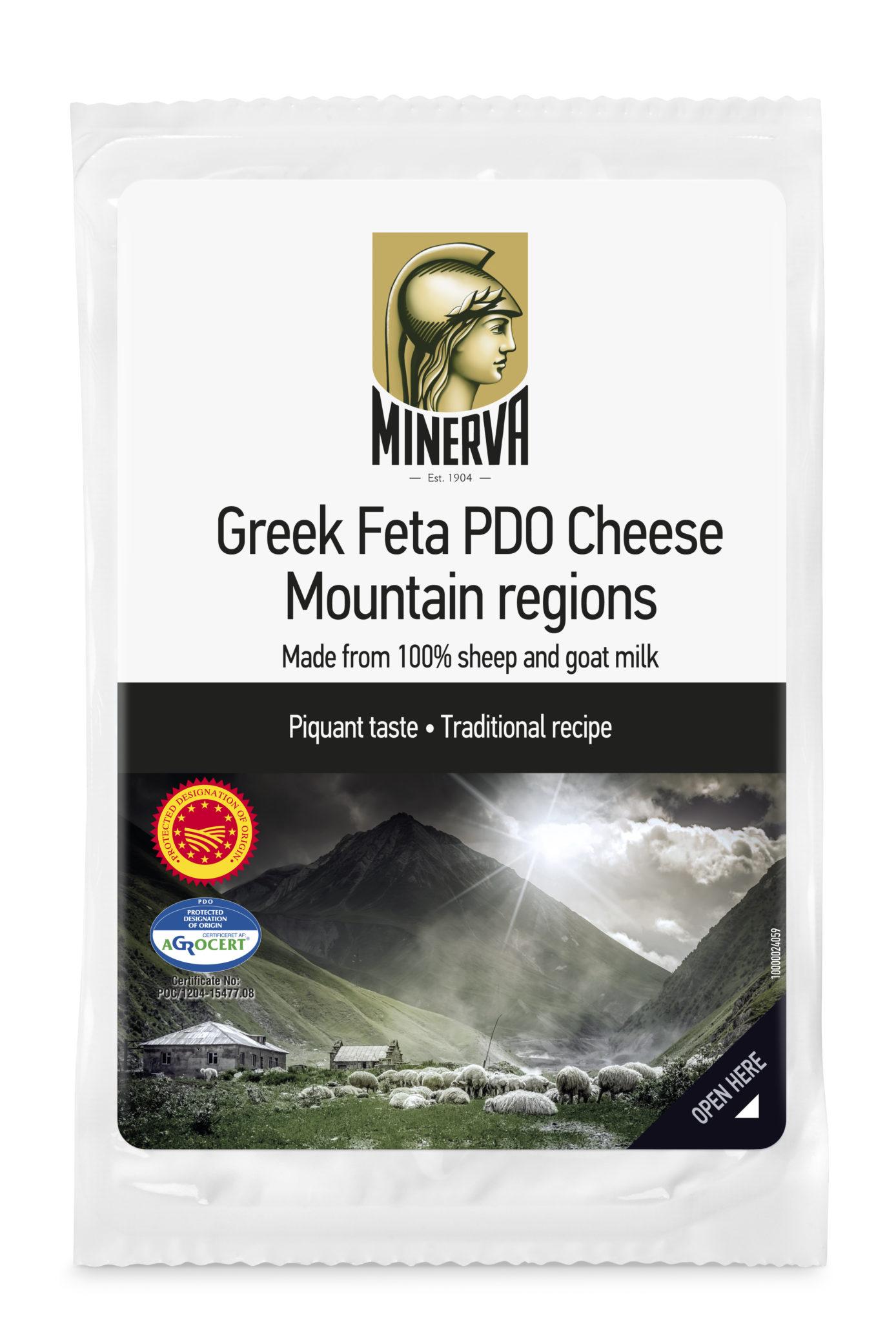 Minerva Feta P.D.O. Сирене планински райони