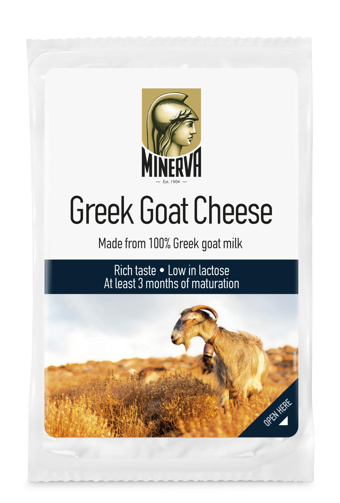 Kozí sýr Minerva