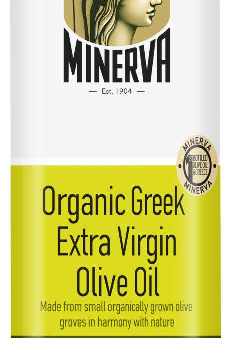 Minerva Organic Extra Virgin Olive Oil