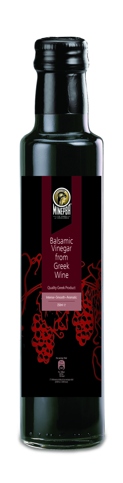 Minerva Balsamic Vinegar from Greek wine